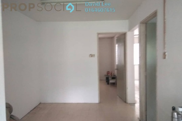 Apartment For Sale in Taman Lip Sin, Sungai Nibong Freehold Semi Furnished 2R/1B 248k