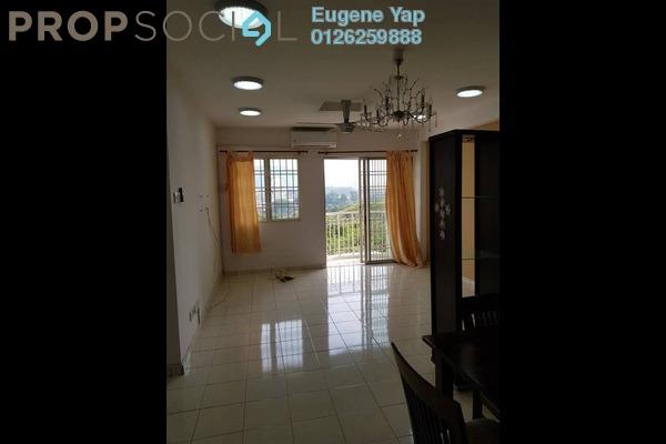 Condominium For Sale in Medan Putra Condominium, Bandar Menjalara Freehold Fully Furnished 3R/2B 530k