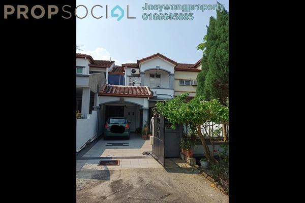 Terrace For Sale in USJ 18, UEP Subang Jaya Freehold Semi Furnished 4R/3B 830k