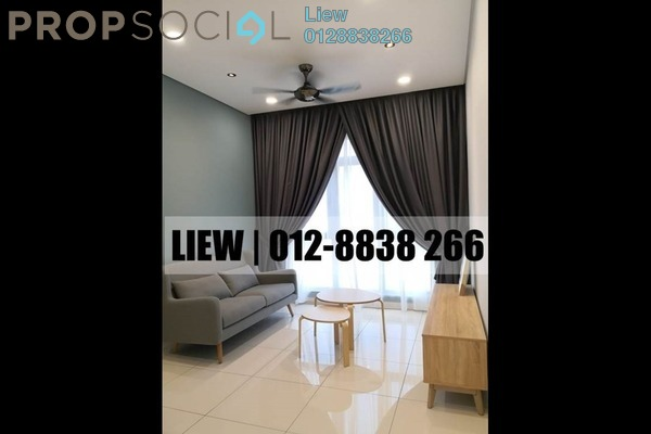 Condominium For Rent in Vivo Residential @ 9 Seputeh, Old Klang Road Freehold Fully Furnished 2R/2B 2.2k