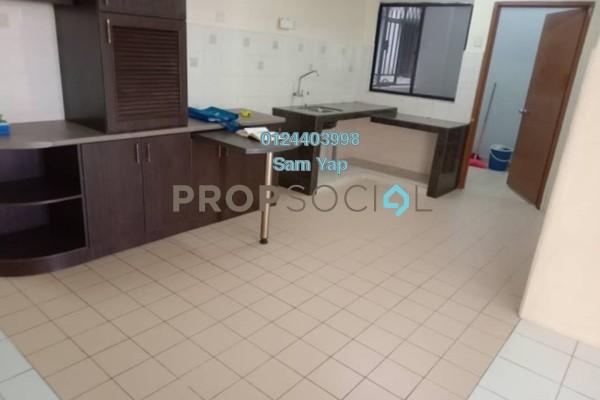 For Rent Apartment at Vista Bayu, Klang Freehold Semi Furnished 3R/2B 1.3k