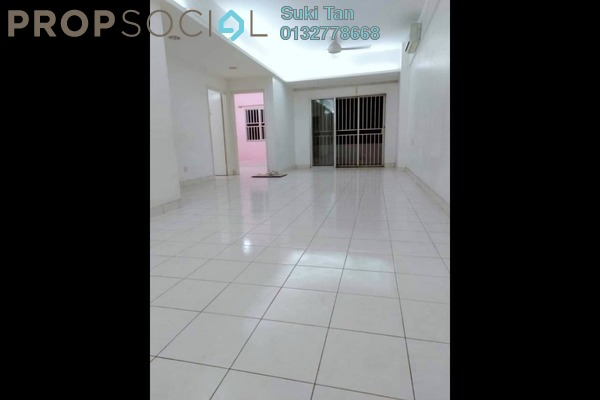 Apartment For Rent in Vista Mutiara, Kepong Freehold Semi Furnished 3R/2B 1.3k