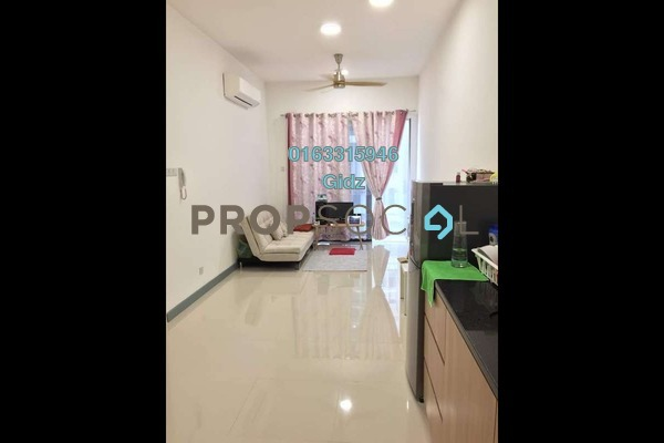 Serviced Residence For Sale in South View, Bangsar South Freehold Fully Furnished 1R/1B 590k