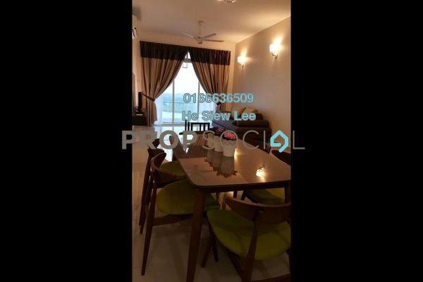 Serviced Residence For Rent in Tropez Residences, Danga Bay Freehold Fully Furnished 2R/2B 2k