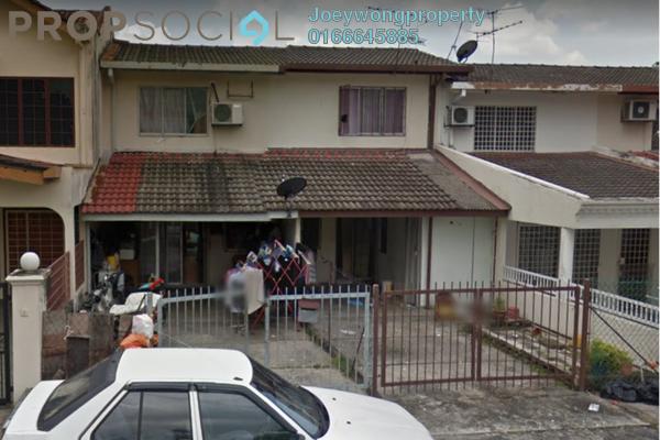 Terrace For Rent in Taman Mayang Jaya, Kelana Jaya Freehold Unfurnished 3R/2B 1.4k