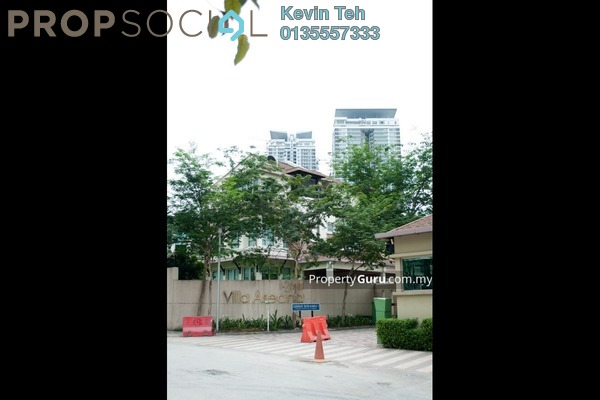Bungalow For Rent in Villa Aseana, Mont Kiara Freehold Semi Furnished 5R/5B 15k