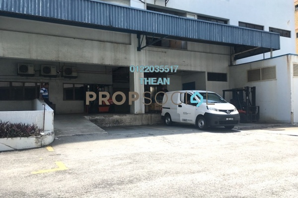 Factory For Rent in Section 51A, Petaling Jaya Freehold Unfurnished 0R/0B 4k