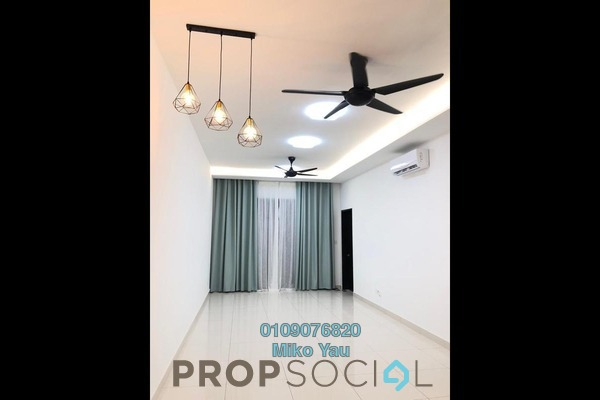Serviced Residence For Rent in The Havre, Bukit Jalil Freehold Semi Furnished 3R/3B 1.9k