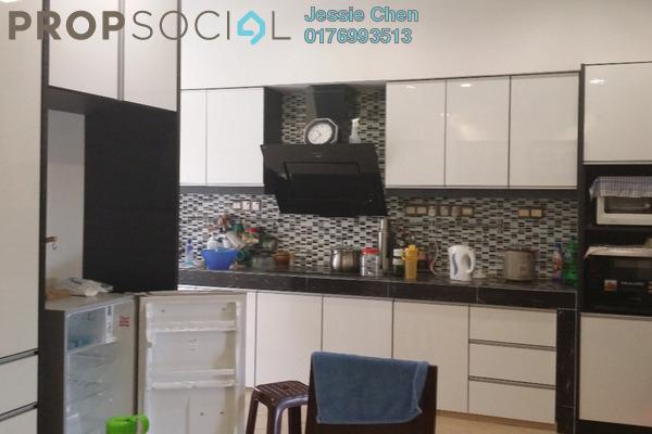 For Rent Terrace at Taman Sri Pinang, Seremban 2 Freehold Semi Furnished 3R/3B 1.5k