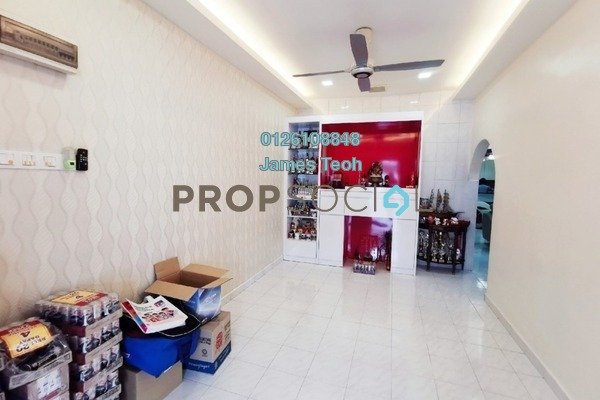 Terrace For Sale in Taman Berkeley, Klang Freehold Semi Furnished 4R/2B 489k