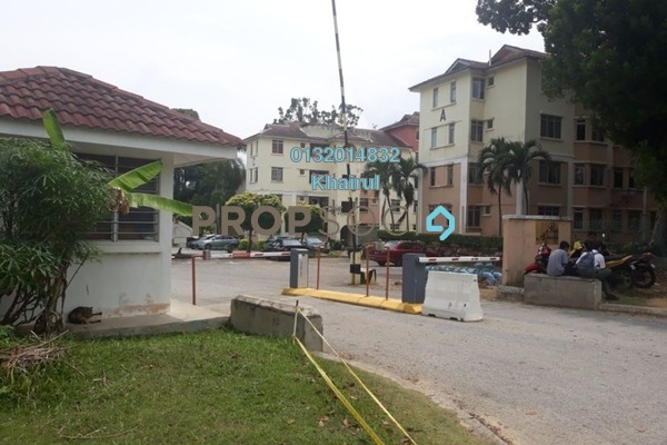 Apartment For Sale in Prima Apartment, Sepang Freehold Semi Furnished 3R/2B 225k