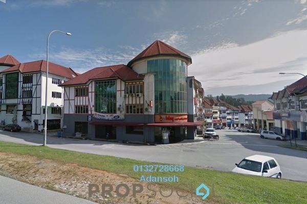 For Rent Shop at BRP 1, Bukit Rahman Putra Freehold Unfurnished 0R/1B 3.5k