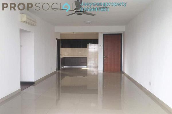 For Sale Condominium at Zen Residence, Puchong Freehold Semi Furnished 4R/2B 499k