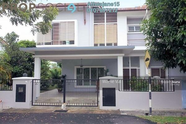 Semi-Detached For Sale in Bandar Tasik Kesuma, Semenyih Freehold Fully Furnished 4R/3B 580k