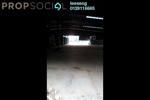 Factory For Rent in Taman Sri Cheeding, Banting Freehold Unfurnished 0R/0B 47k