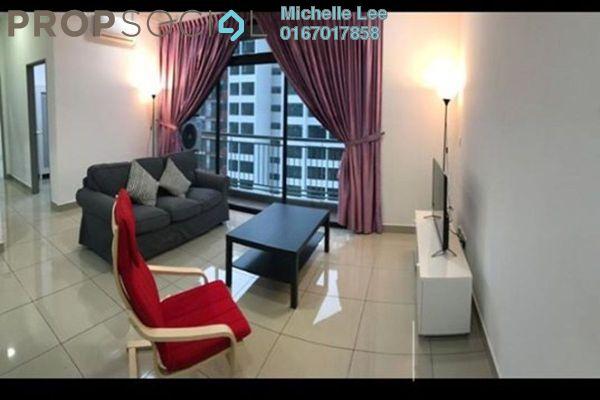 Serviced Residence For Rent in Austin Regency, Tebrau Freehold Fully Furnished 3R/2B 1.8k
