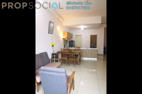 Serviced Residence For Sale in Palazio, Tebrau Freehold Semi Furnished 3R/2B 358k