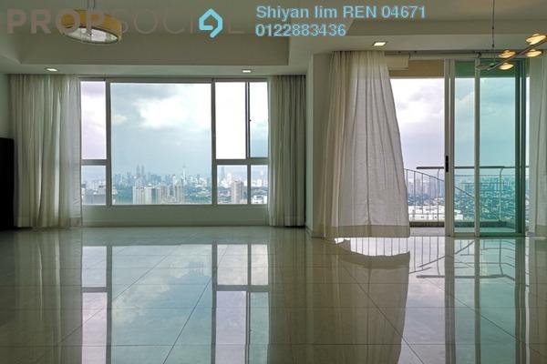 Condominium For Rent in Kiaramas Ayuria, Mont Kiara Freehold Semi Furnished 3R/3B 5.4k