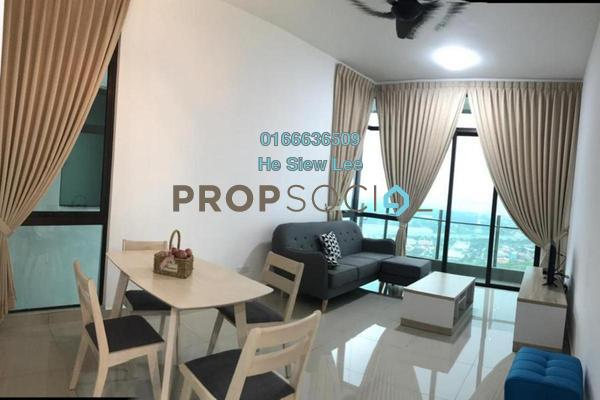 Apartment For Rent in Marina Cove, Johor Bahru Freehold Fully Furnished 3R/2B 1.75k