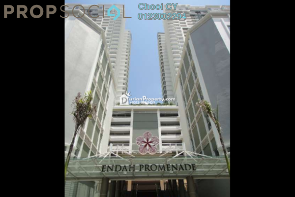For Sale Condominium at Endah Promenade, Sri Petaling Leasehold Fully Furnished 3R/3B 588k