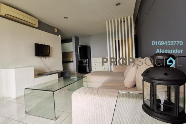 Condominium For Sale in Viva Residency, Sentul Freehold Fully Furnished 2R/2B 490k