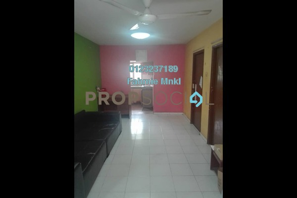 Apartment For Rent in Section 2, Wangsa Maju Freehold fully_furnished 3R/2B 1k