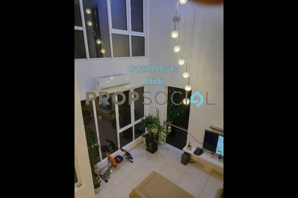Duplex For Rent in De Centrum Residences, Kajang Freehold Fully Furnished 1R/2B 1.6k