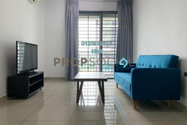 Serviced Residence For Rent in De Centrum Residences, Kajang Freehold Fully Furnished 3R/2B 2.3k
