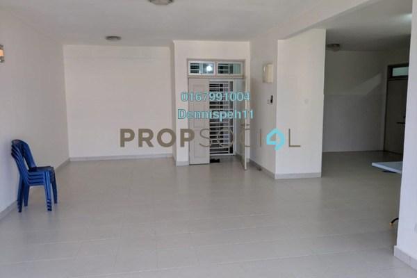 Apartment For Rent in Tebrau City Residences, Tebrau Freehold Semi Furnished 3R/2B 1.6k