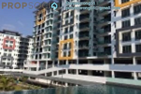 Condominium For Rent in Kajang 2, Kajang Leasehold Unfurnished 4R/2B 1.5k
