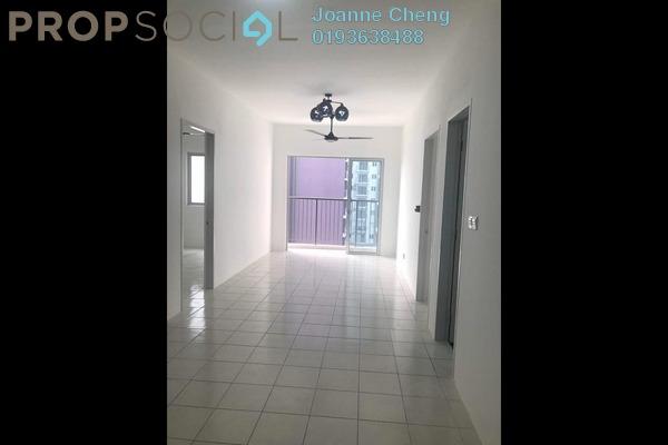 Condominium For Rent in Residensi Jalilmas, Bukit Jalil Freehold Unfurnished 3R/2B 1.1k