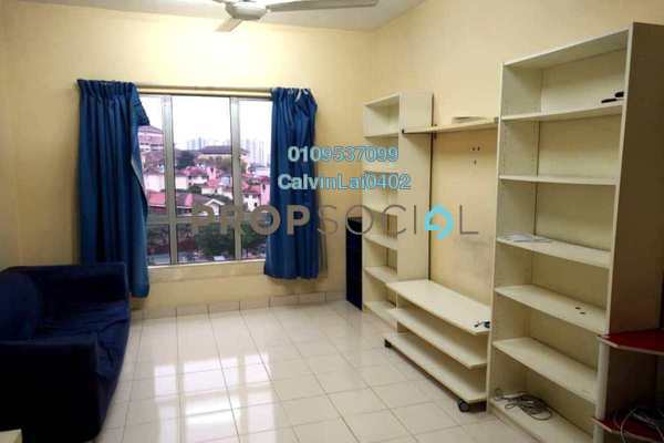 Condominium For Sale in Laman Midah, Cheras Freehold Semi Furnished 3R/2B 399k