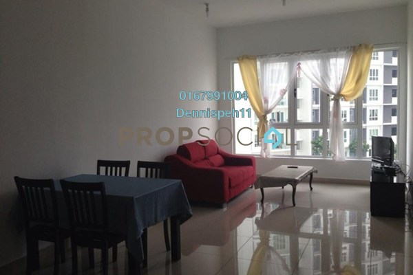 Serviced Residence For Rent in Tropez Residences, Danga Bay Freehold Fully Furnished 1R/1B 1.3k
