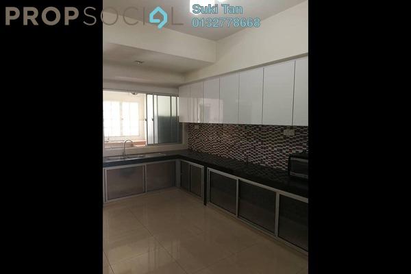 Terrace For Sale in SD9, Bandar Sri Damansara Freehold Semi Furnished 3R/3B 1.2m