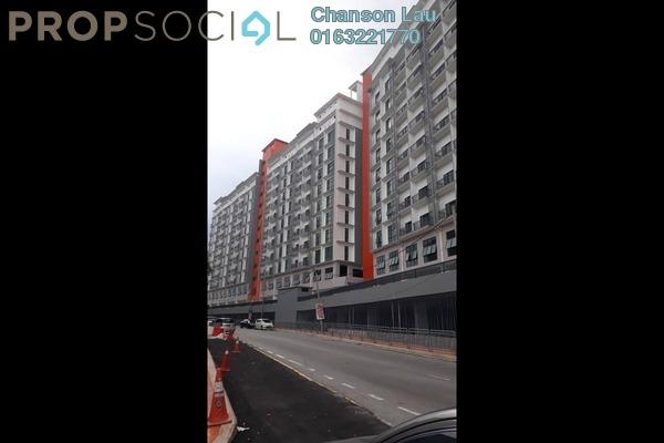 SoHo/Studio For Sale in Boulevard 51, Petaling Jaya Freehold Unfurnished 1R/1B 500k