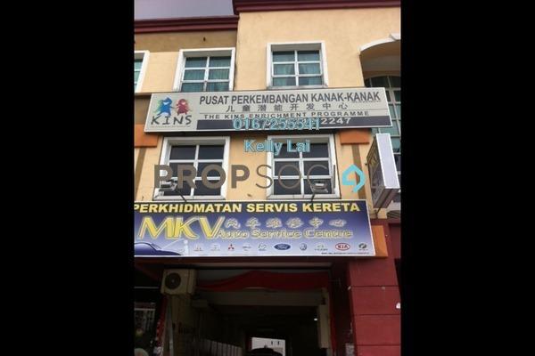 Office For Rent in Laman Rimbunan, Kepong Freehold Semi Furnished 0R/2B 1.4k