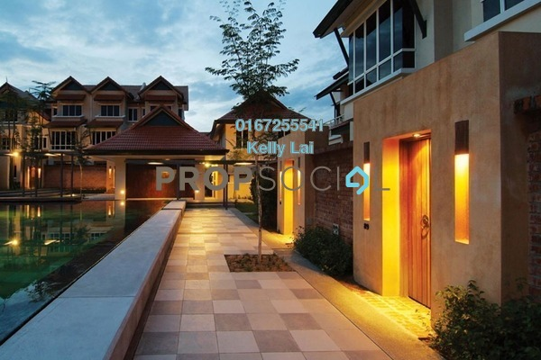 Terrace For Rent in Adora, Desa ParkCity Freehold Fully Furnished 3R/2B 4k