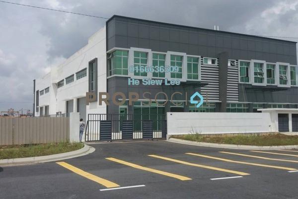 Factory For Rent in The Senai Garden, Senai Freehold Unfurnished 0R/0B 4k