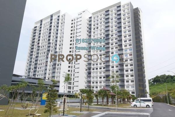Apartment For Rent in Taman Impian Putra, Bandar Seri Putra Freehold Semi Furnished 3R/2B 900translationmissing:en.pricing.unit