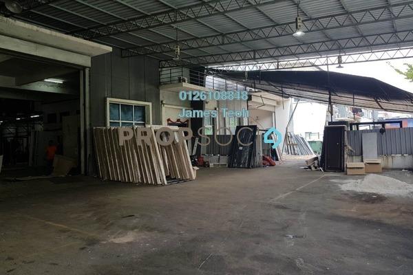 Factory For Rent in Taman Klang Utama, Klang Freehold Semi Furnished 1R/1B 15k