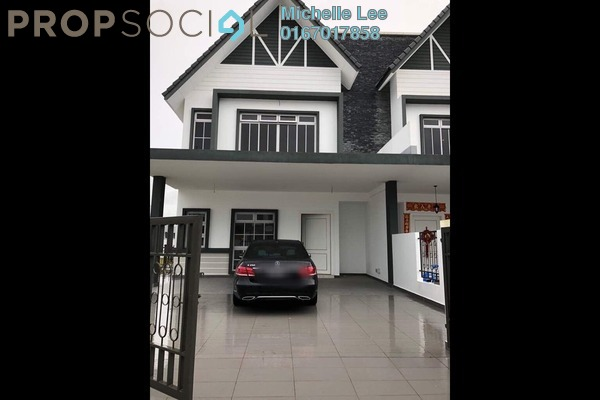 Semi-Detached For Sale in Eco Spring, Tebrau Freehold Unfurnished 4R/5B 1.68m