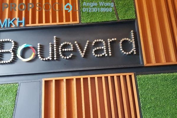 Condominium For Rent in MKH Boulevard, Kajang Freehold Semi Furnished 1R/1B 1.1k