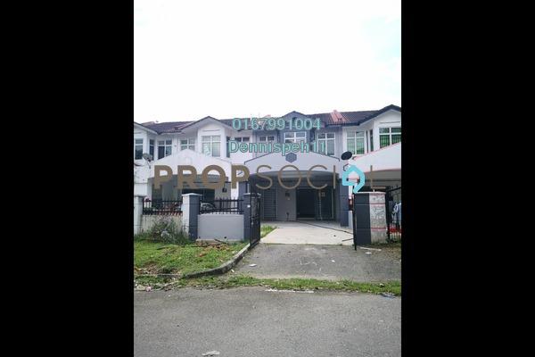 For Sale Terrace at Taman Senai Utama, Senai Freehold Unfurnished 4R/3B 290k