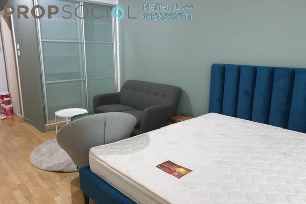 For Rent SoHo/Studio at Solaris Dutamas, Dutamas Freehold Fully Furnished 1R/1B 1.8k