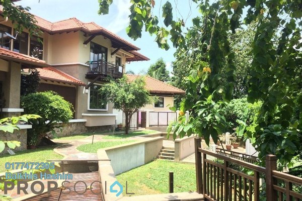 Bungalow For Sale in TTDI Hills, TTDI Freehold Semi Furnished 6R/9B 8m