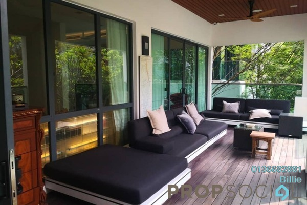 Bungalow For Sale in Damansara Heights, Kuala Lumpur Leasehold Fully Furnished 5R/7B 5.8m