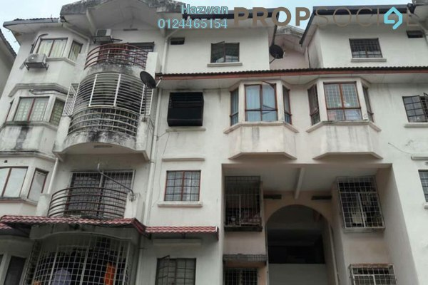 Apartment For Sale in Kenari Court, Pandan Indah Freehold Unfurnished 3R/2B 255k