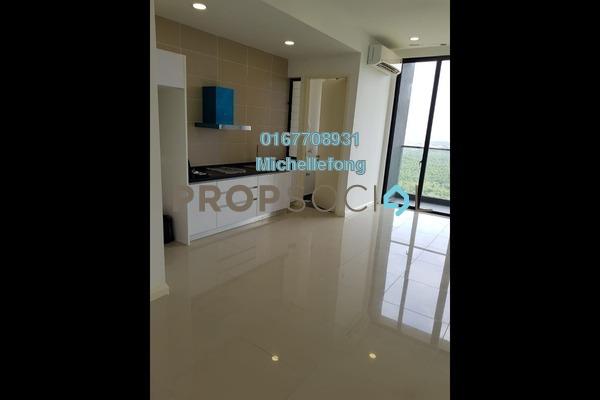 SoHo/Studio For Rent in D'Pristine, Medini Freehold Semi Furnished 1R/1B 1.2k