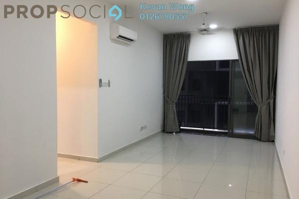 Condominium For Rent in Seasons Garden Residences, Wangsa Maju Freehold Semi Furnished 3R/2B 1.55k