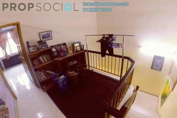 Terrace For Rent in Taman Mutiara Subang, Subang Freehold Fully Furnished 4R/3B 2.5k
